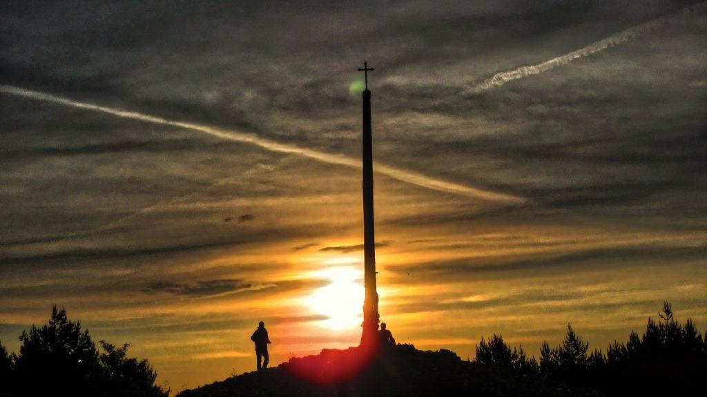 Cruz de Ferro Camino de Santiago