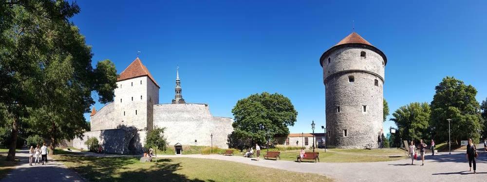 Kiek-in-de-Kok-Tallinn-Estonia-Landscape