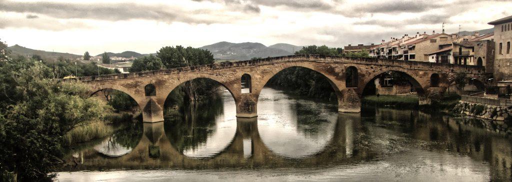 Puenta-la-Reina-bridge-Camino-de-Santiago