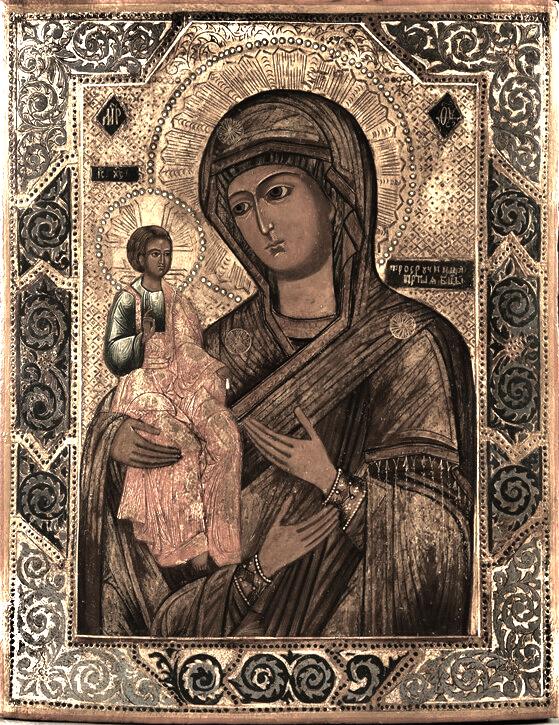 Three-Handed Virgin Mary