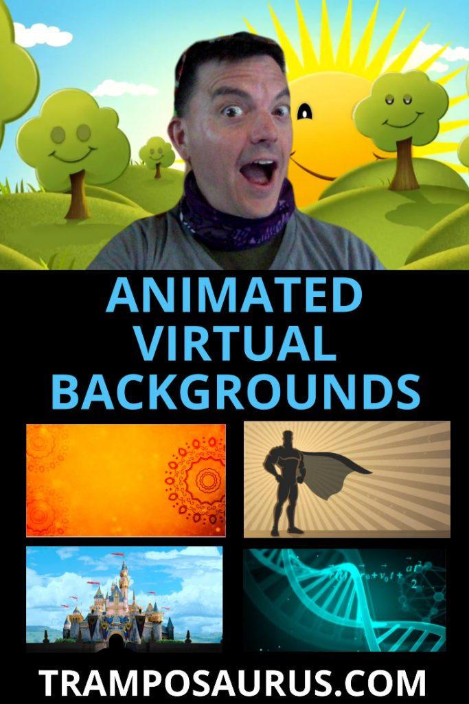 Animated Background Pinterest Image