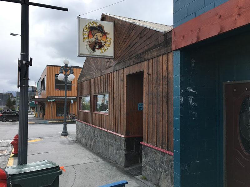 Yukon-Bar-Seward-Alaksa