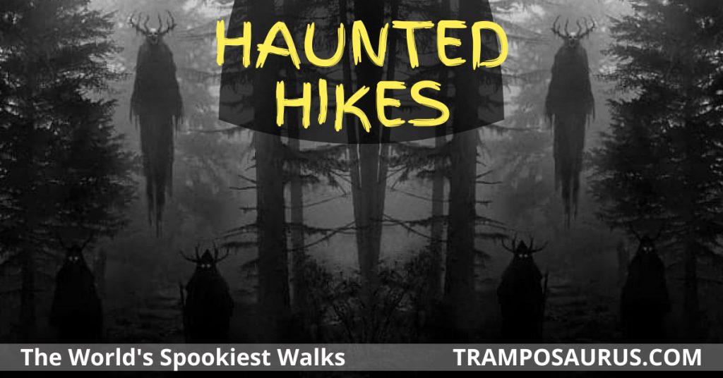 Haunted Hikes Facebook Thumbnail