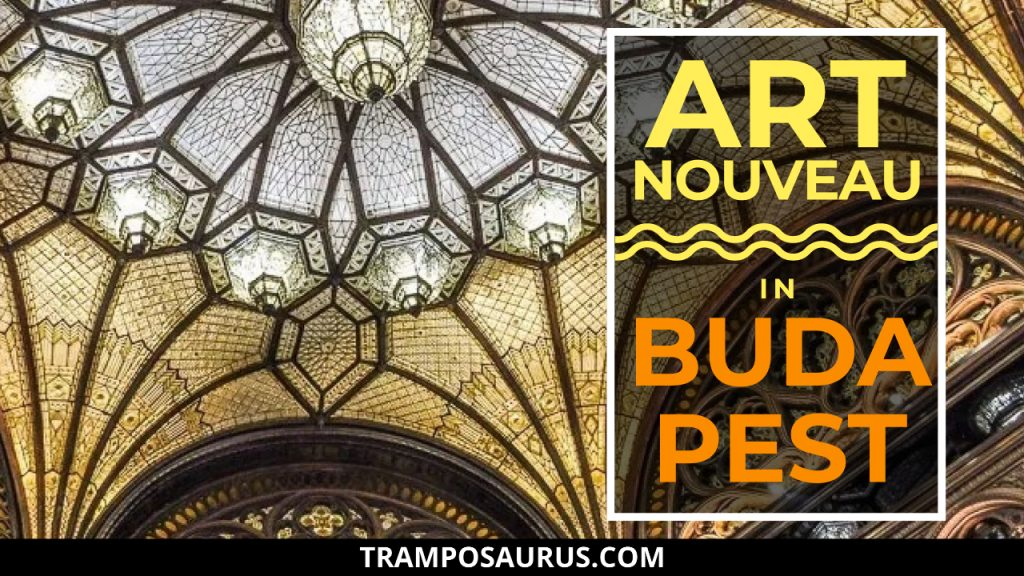 Art Nouveau in Budapest Facebook