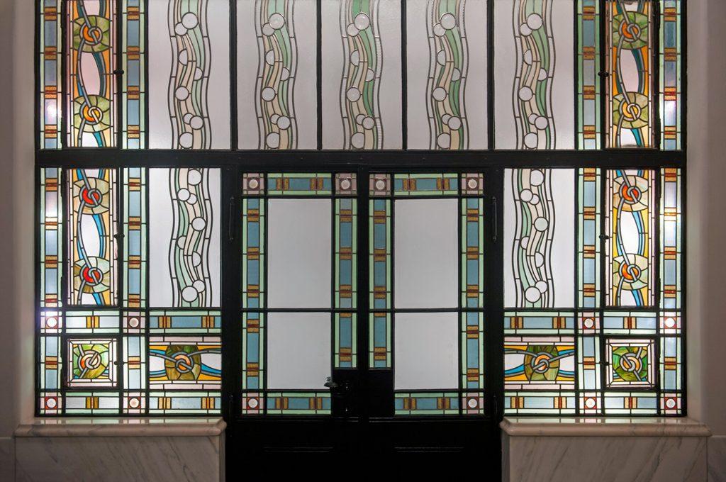 Gresham-Palace-04 Art Nouveau in Budapest Hungary