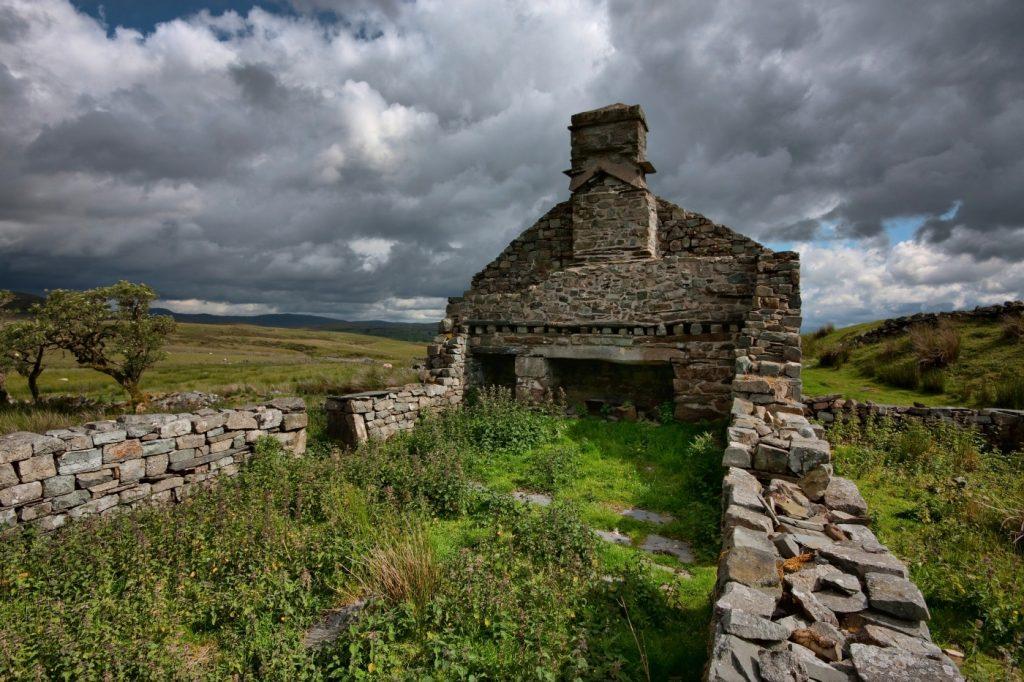 Tomen-y-Mur-Ruins-Wales