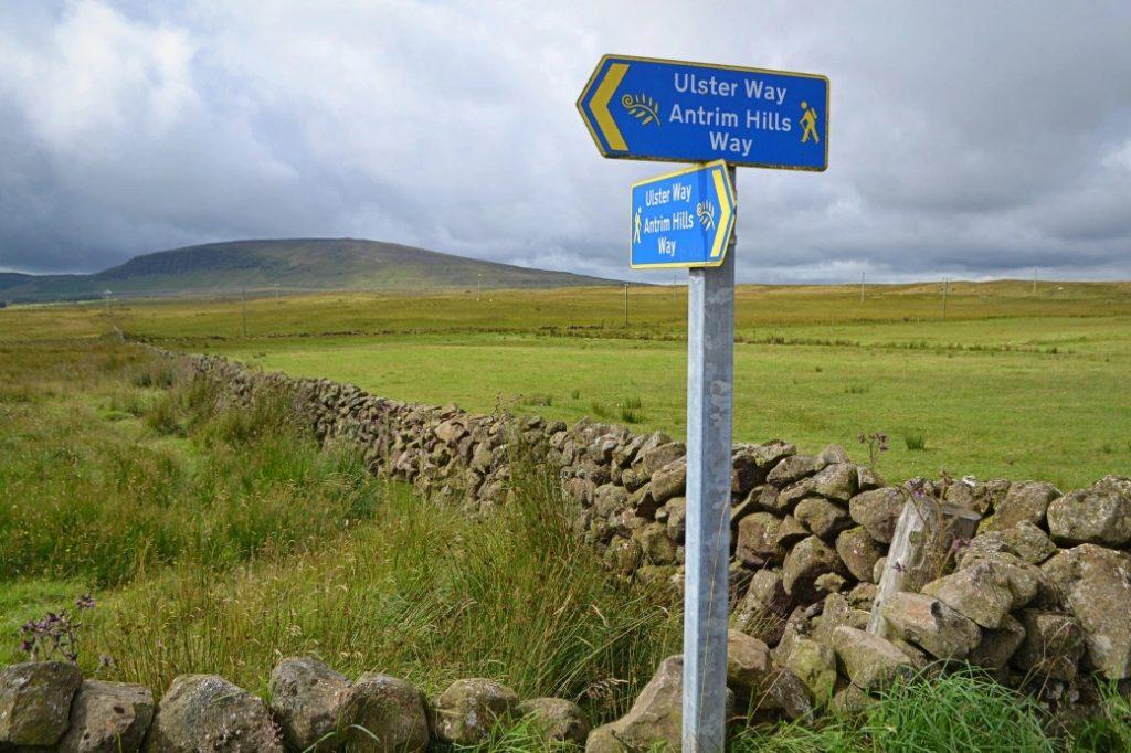 Antrim Hills Way North Ireland 01