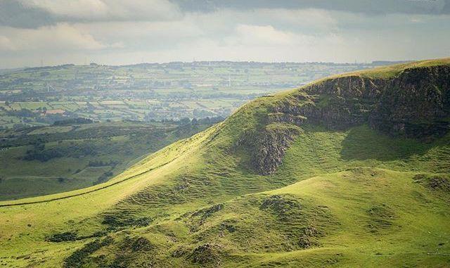 Antrim Hills Way North Ireland 02