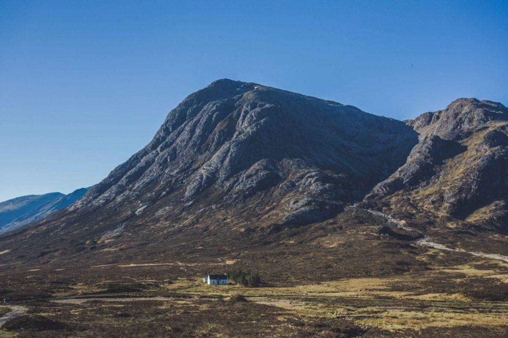 Aonach Eagach Ridge Walk - Scotland 01