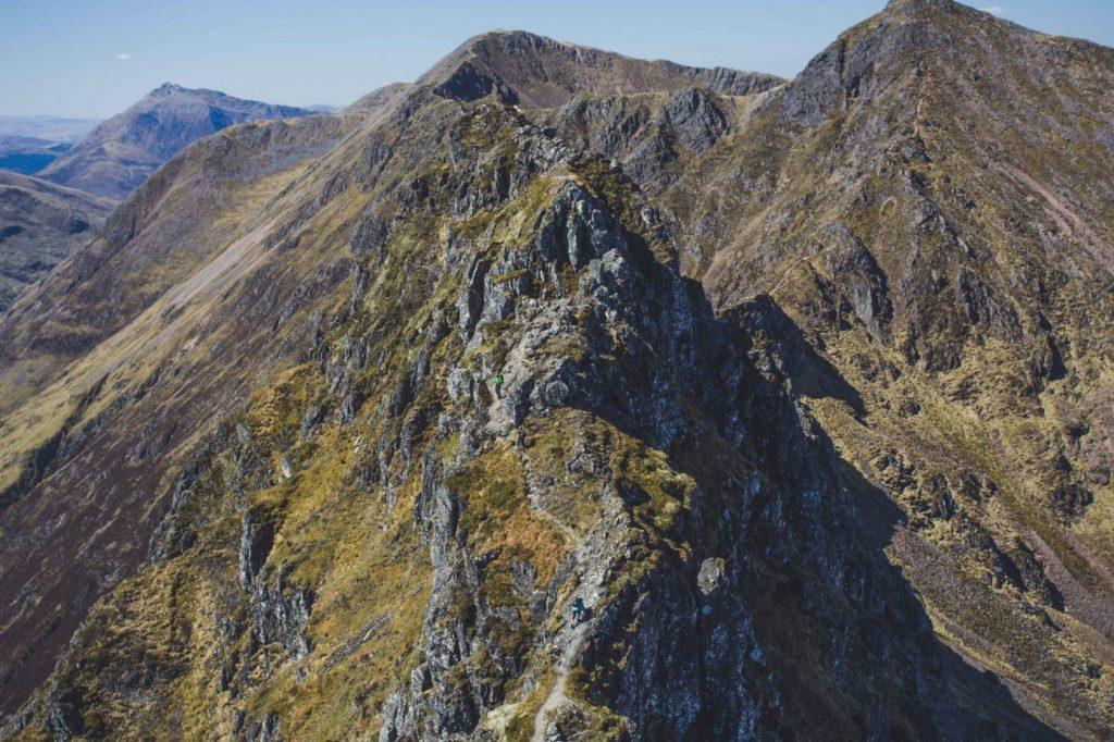 Aonach Eagach Ridge Walk - Scotland 05