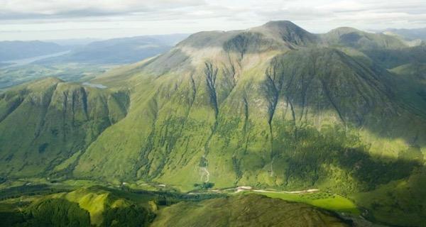Ben Nevis Three Peaks Challenge