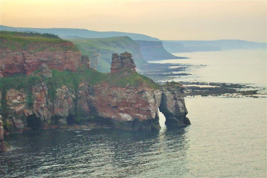 Berwickshire Coastal Path Scotland 03