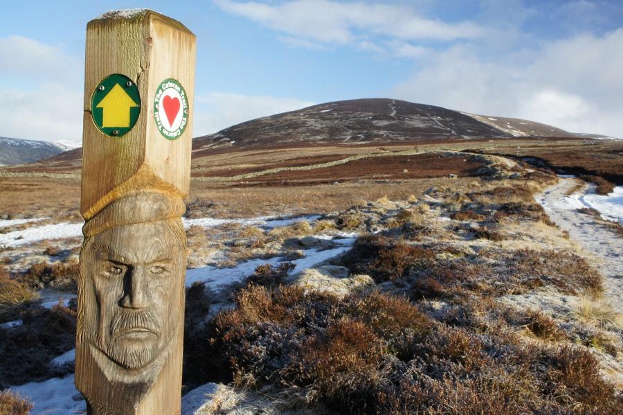 Cateran Trail Scotland 02