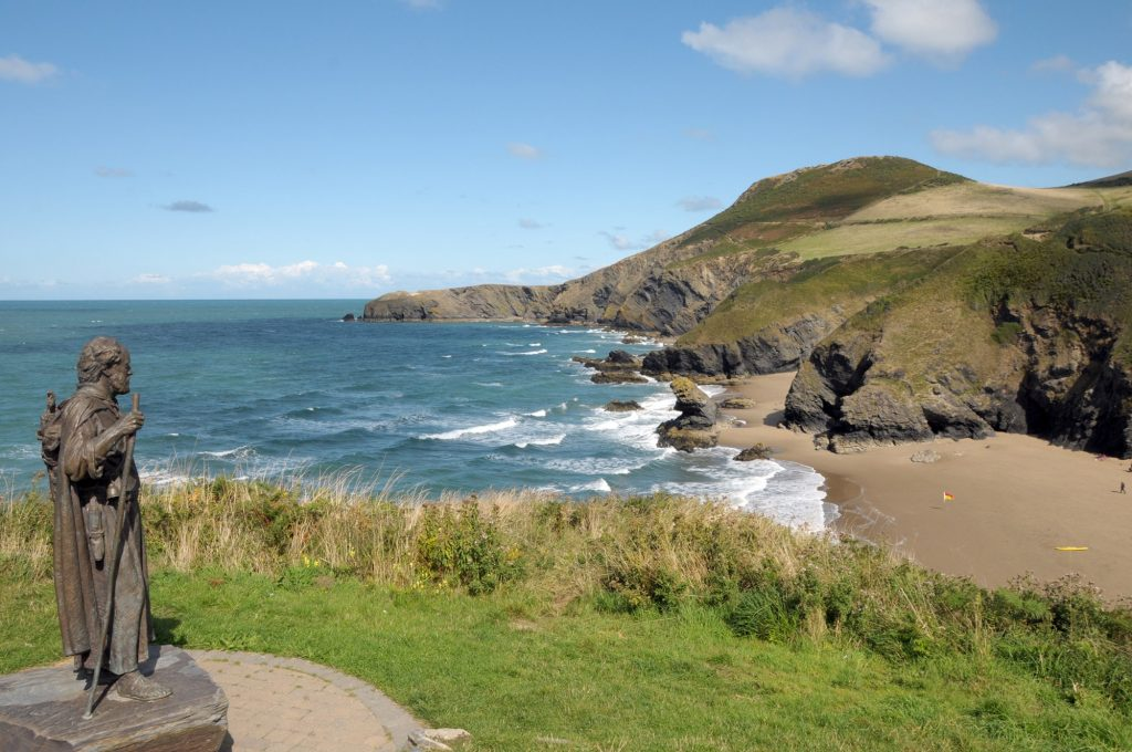 Ceredigion Coast Path 01