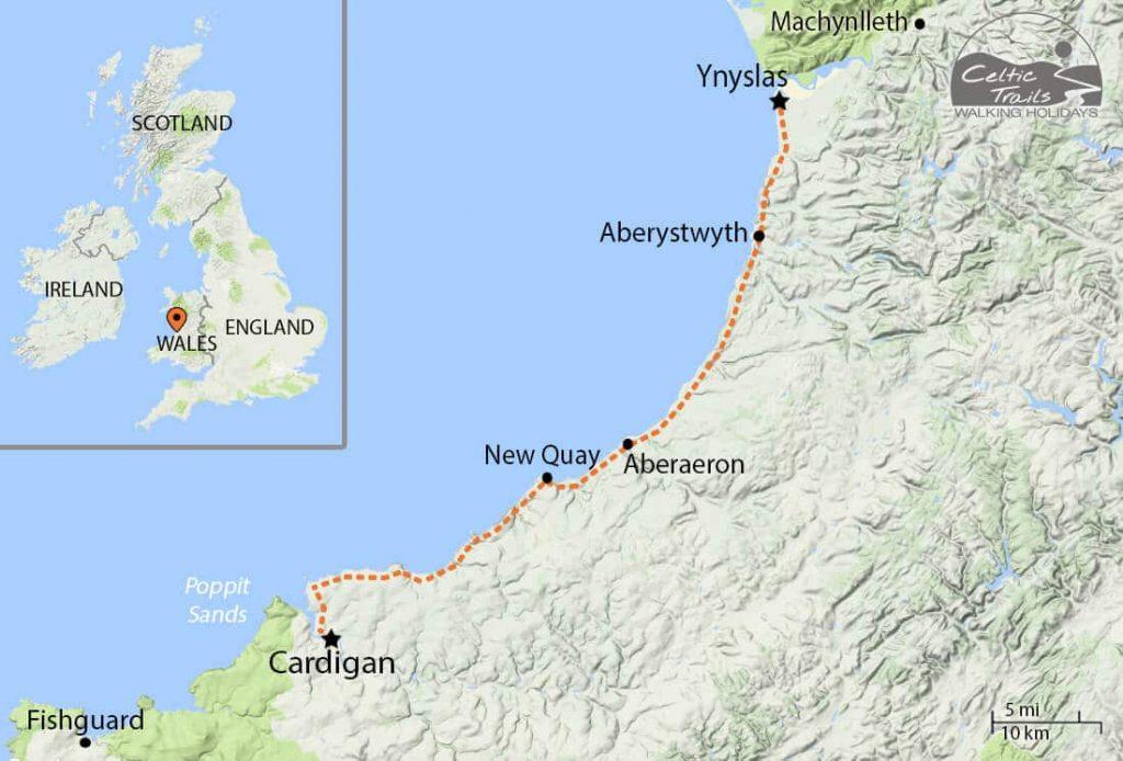 Ceredigion Coast Path 03