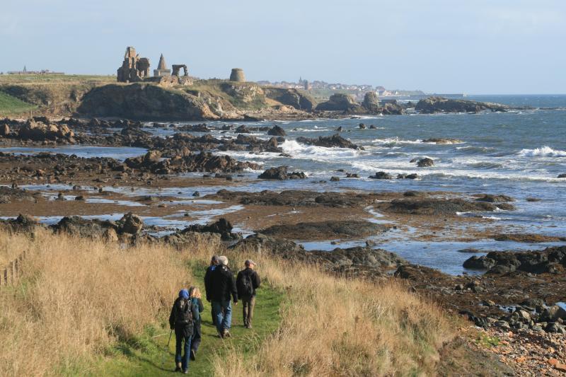 Fife Coastal Path Scotland 01