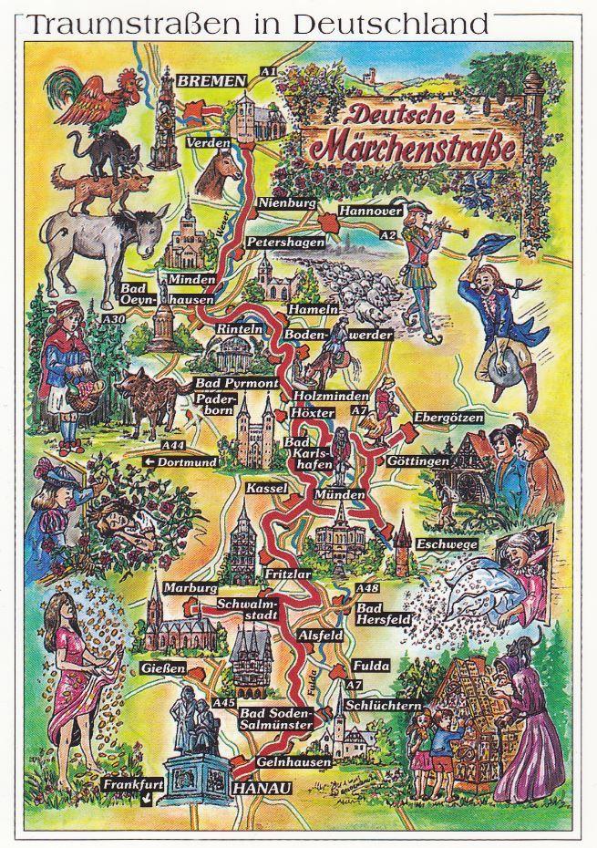 German Fairy Tale Route 03