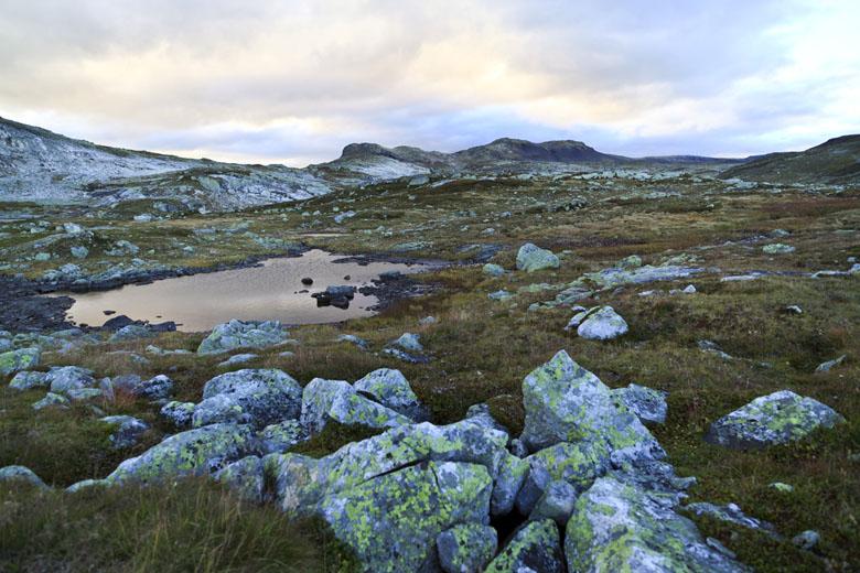Hardangervidda Plateau Traverse Norway 01