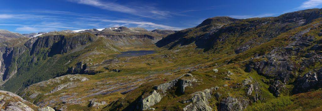 Hardangervidda Plateau Traverse Norway 02