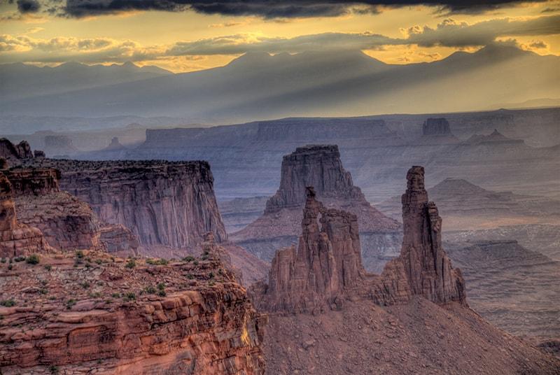 Hayduke Trail Canyonlands