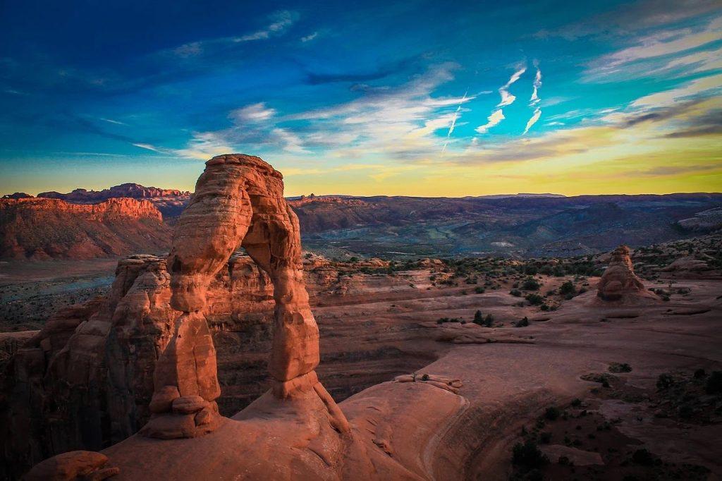Hayduke Trail Delicate Arch