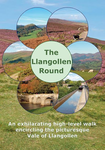 Llangollen Round Wales Guide Cover