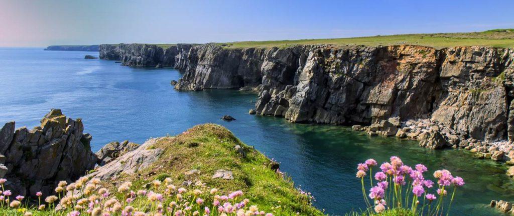 Pembrokeshire Coastal Path Wales 01