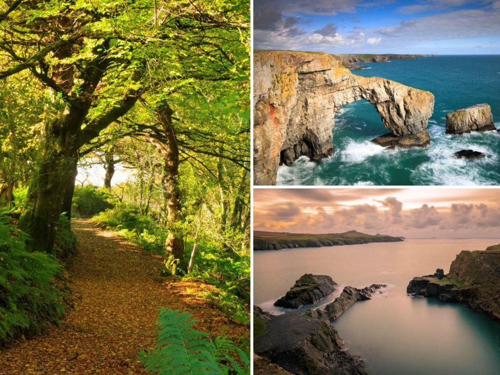 Pembrokeshire Coastal Path Wales 03