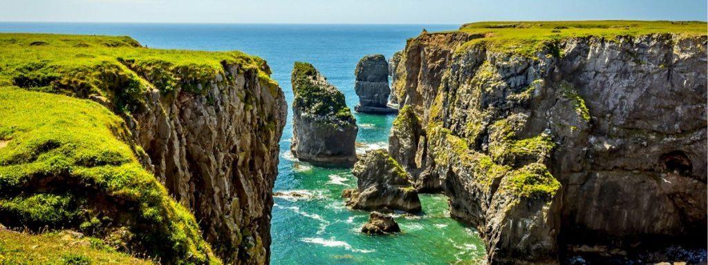 Pembrokeshire Coastal Path Wales Header
