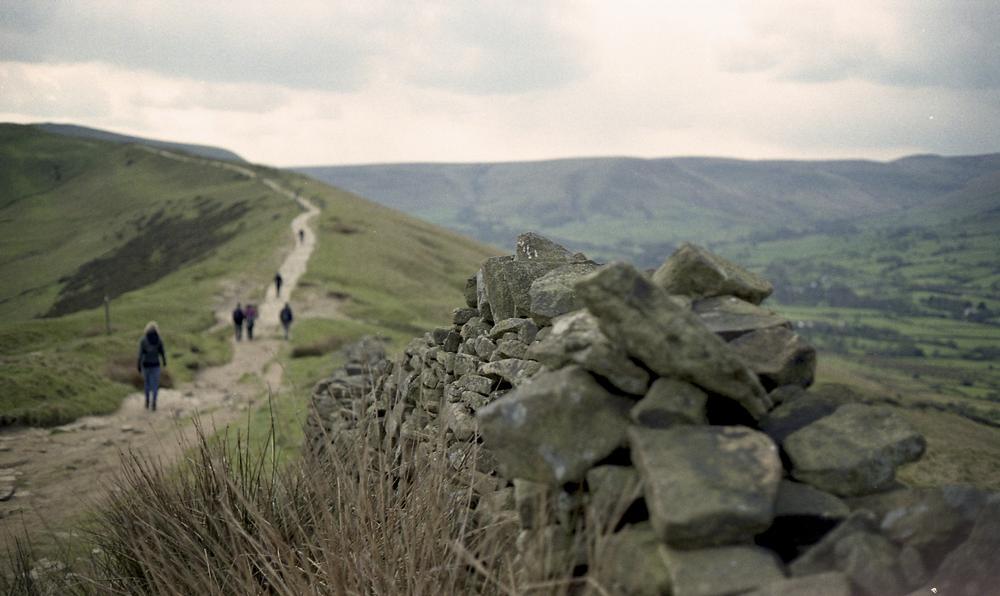 Pennine Way National Trail Scotland England 06