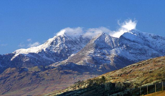Snowdon Three Peaks Challenge