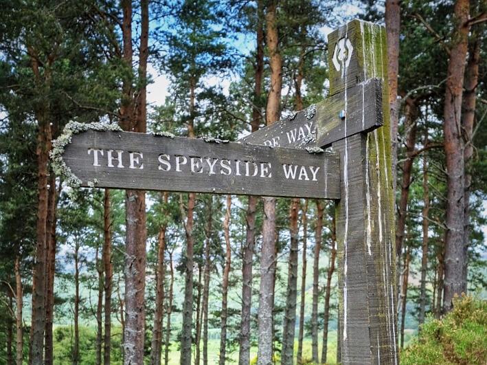 Speyside Way Scotland 01
