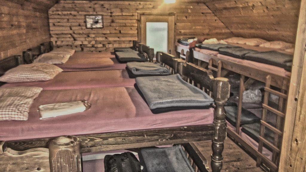 Blejska koča na Lipanci - Dorm