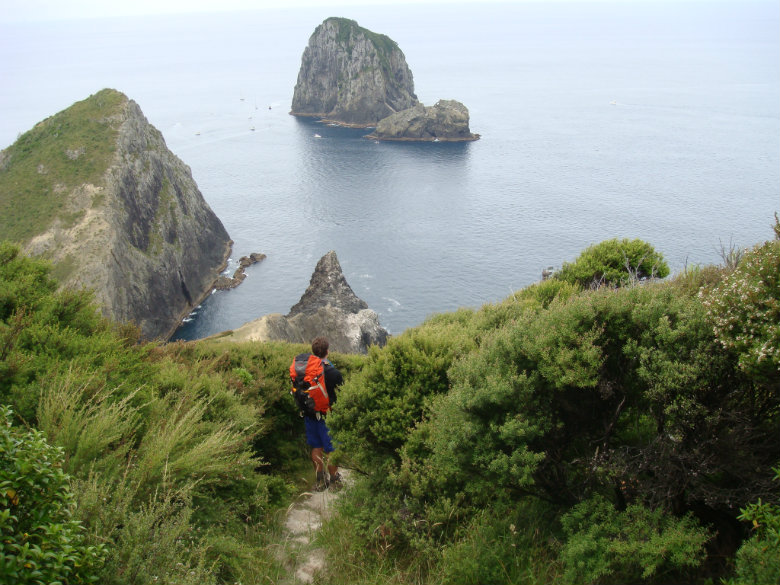 Cape Brett Track - New Zealand - Lighthouse