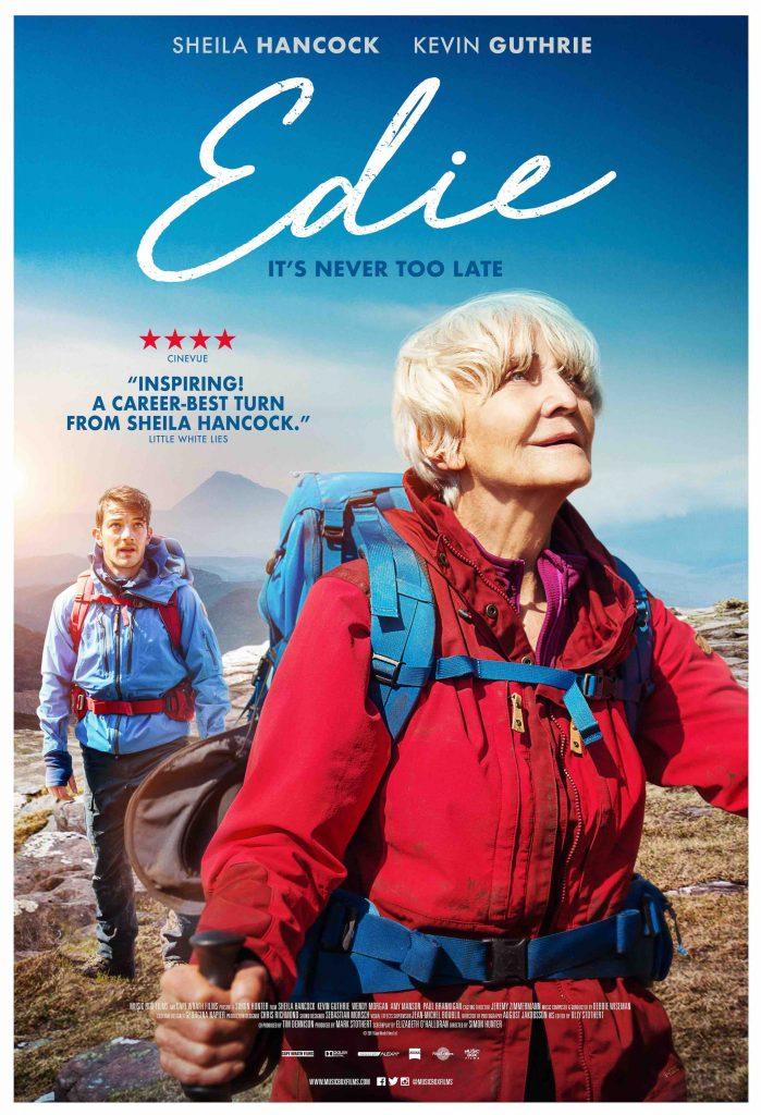 Edie Movie Poster - Vertical