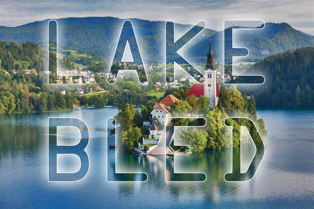 Lake Bled - Slovenia - Cover