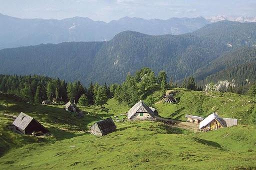 Planina Laz - Planšarija Gregor Odolnek