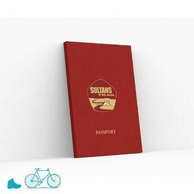 Sultans Trail - Passport Book