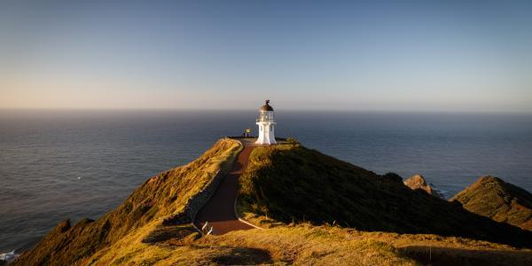 Te Araroa Trail - New Zealand - Lighthouse Cape Reinga