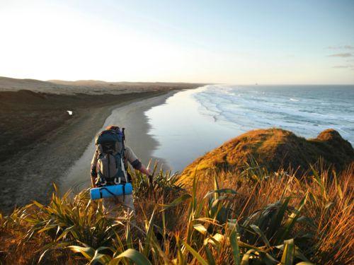 Te Araroa Trail - New Zealand - Shoreline