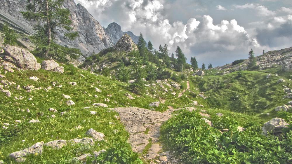 Triglav National Park - Beautiful Valley
