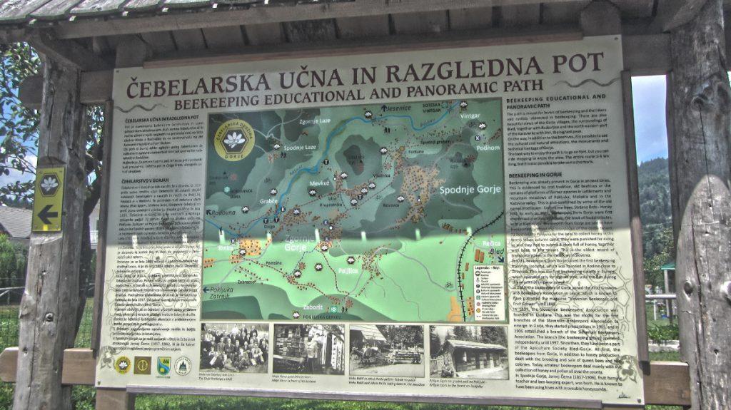 Triglav National Park - Day 1 - Bee Hike