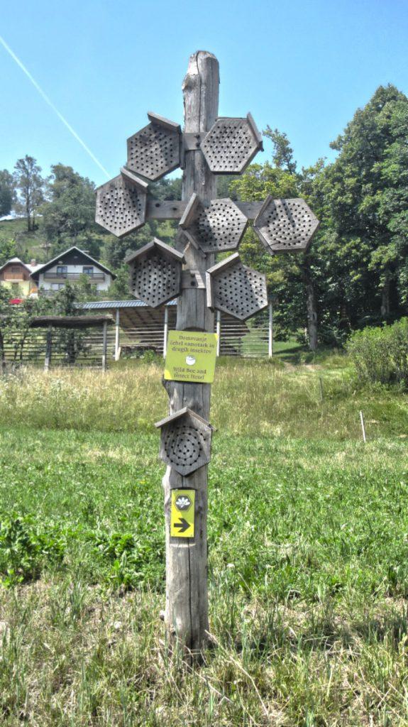 Triglav National Park - Day 1 - Bee House