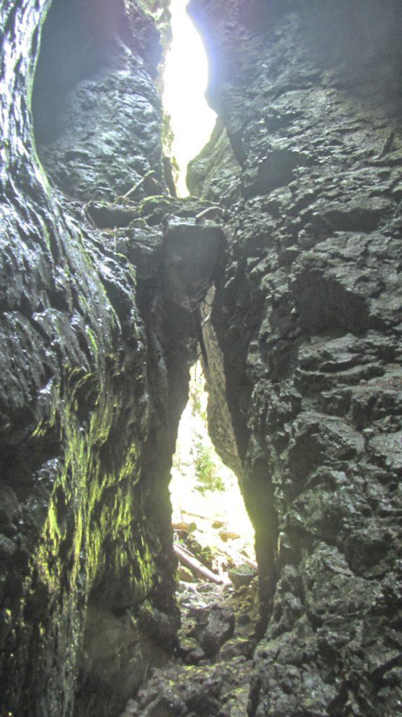 Triglav National Park - Day 1 - Pokljuka Gorge - Passage