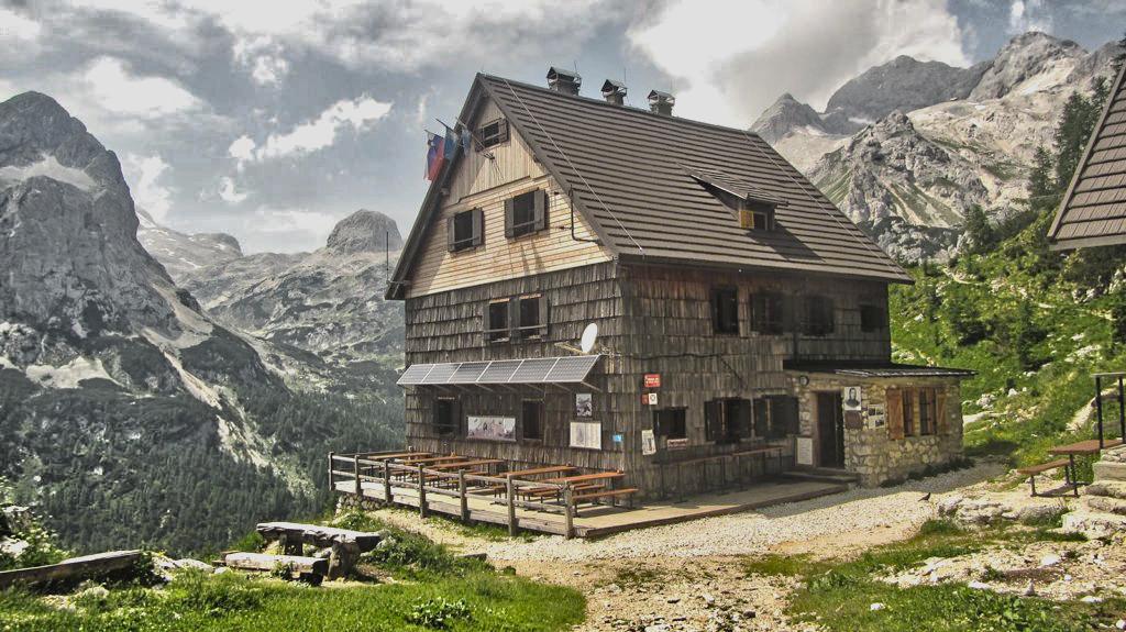 Vidnikov dom na Velem polju - exterior