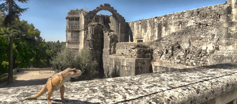 Convent of Christ - Tomar - Trampy