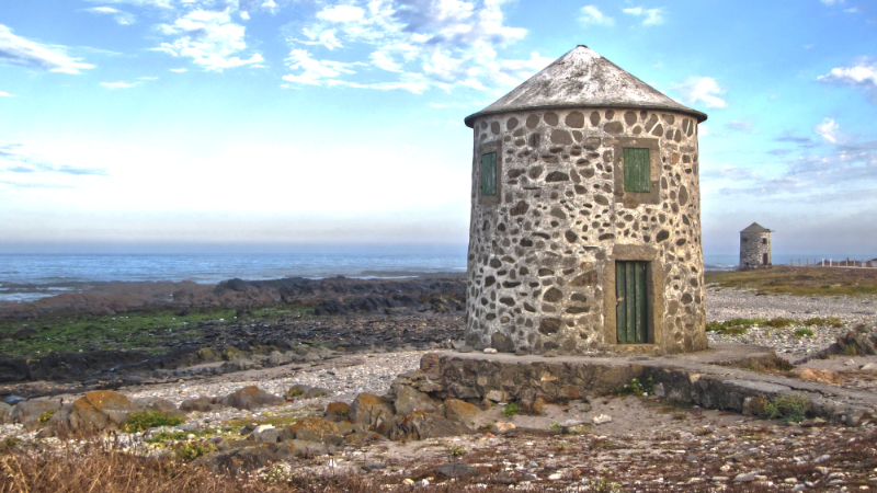 Portugal Coastal Route - Windmills